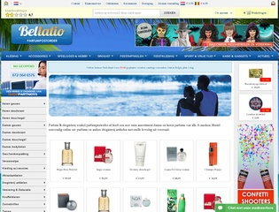 ShareFactory screenshot parfumpostorder.nl