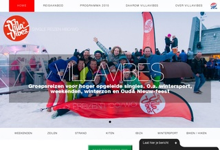single wintersport vakanties screenshot villavibes.nl